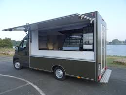utilitaire food trucks d occasions gruau occasion