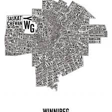 winnipeg map winnipeg manitoba neighbourhoods city map ottawa past present