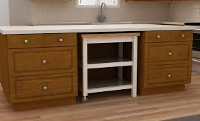 wood kitchen island table kitchen small kitchen trolley narrow kitchen island island table