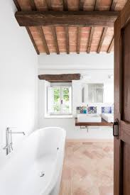 an old building in tuscany gets a contemporary interior contemporist