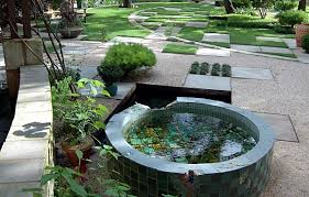 creating a garden pond u2013 original ideas for modern garden design