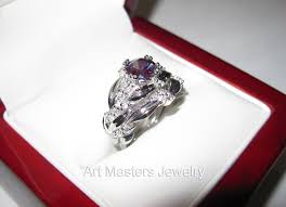 leaf and vine engagement ring engagement ring set masters jewelry engagement and wedding
