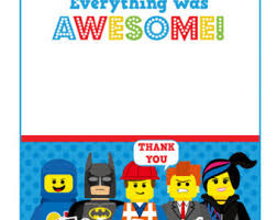 4 best images of printable lego thank you cards free printable