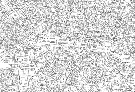 London Zip Code Map by Map Of London The Displaced Kiwi