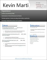 Junior Accountant Sample Resume by Sample Creative Resume 18 Documents In Word
