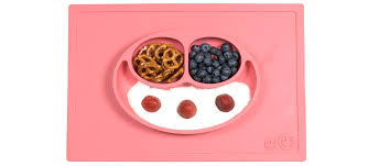 plates that stick to table placemat plates that suction to tables are every parent s dream