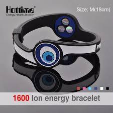 balance bracelet energy images Hottime 1600 ion energy eco silicone bracelet hologram bracelets jpg