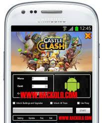 game castle clash mod apk castle clash hack 2018 castle clash resources hack no root
