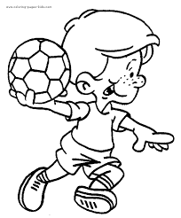 coloring pages sports coloring pages
