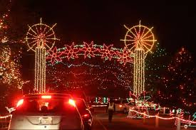 yukon ok christmas lights how christmas lights get done in texas