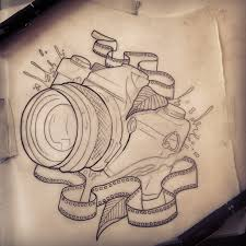 camera film tattoo design in 2017 real photo pictures images