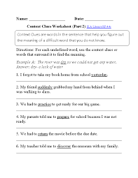 4th grade common core reading foundational skills worksheets