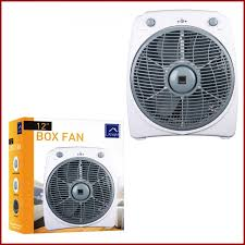 12 inch 3 speed oscillating fan 12 inch electric box fan 3 adjustable speed oscillating