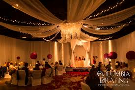 Draping Pictures Ceiling Draping Voile Fabric You Don U0027t Need The Ring Kit