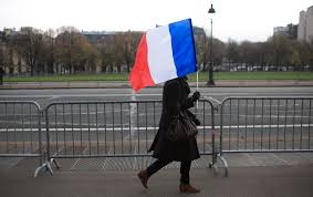 Vichy France Flag After The Paris Attacks The French Flag Makes A Roaring Comeback