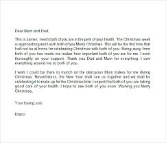 sample christmas letter 19 documents pdf word
