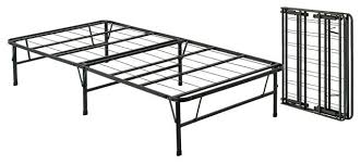 foldable bed frame full size fold a bed compact bed frame queen
