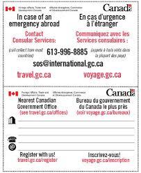 bureau gouvernement du canada guide de préparation des voyages voyage gc ca