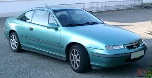 vauxhall anglia vauxhall opel calibra turbo car classics