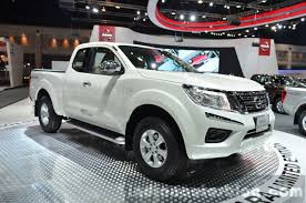 nissan pickup 2015 2015 nissan navara np300 limited edition front quarters at the