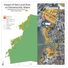 George Washington Bridge Map by New Sea Level Rise Forecast Is Alarming Here Are 10 Maps Showing