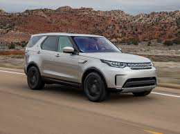 discovery land rover 2017 black land rover discovery review parkers