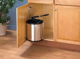 kitchen trash can storage cabinet kitchen garbage can cabinet trendyexaminer
