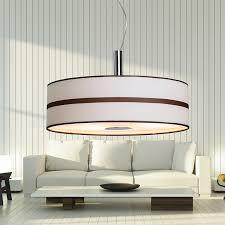Wohnzimmer Deckenbeleuchtung Modern Hängeleuchte Im Retro Stil Rund Pendelleuchte Wohnzimmer