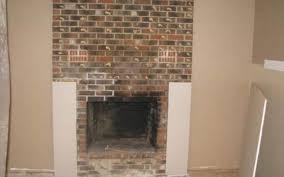 tiling over brick fireplace fireplace ideas