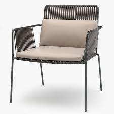 Kettal Outdoor Furniture Net Club Armchair 3d Max