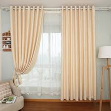 Solid Color Curtains Casual Solid Color Linen Curtains Sale Online
