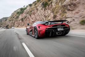 green koenigsegg regera koenigsegg regera parades new aero package at pebble beach