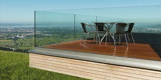 glas balkon balcony glazing glas marte