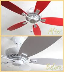 how to paint a ceiling fan how to paint a ceiling fan