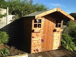 Garden Shed Summer House - wooden summer houses free fitting u0026 delivery u2013 beastsheds co uk