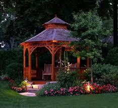 Backyard Gazebo Ideas by Best 25 Outdoor Gazebos Ideas On Pinterest Backyard Gazebo
