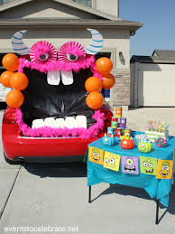 Halloween Car Decoration Ideas Trunk Or Treat Ideas Archives Events To Celebrate