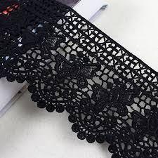 wide lace ribbon 2 yards 12cm wide lace ribbon hollow out appliqued lace trim