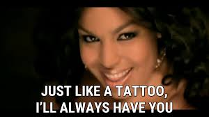 tattoo speer version lyrics jordin sparks song in images