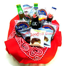 family gift baskets snacks gift basket