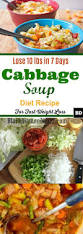 best cabbage soup diet recipe for weight loss lose 10 lbs in 7
