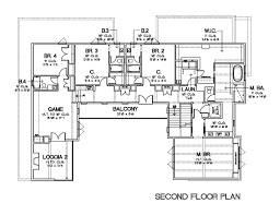 Wine Cellar Floor Plans by European Style House Plan 5 Beds 5 00 Baths 5159 Sq Ft Plan 449 22