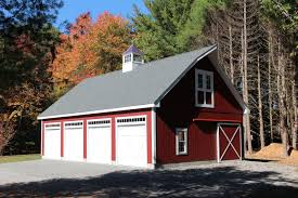 Gambrel Pole Barns Gambrel Garages One Car Prefab Car Garages 100 U0027s Of Choices