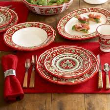 Sur La Table Placemats Holiday Dishes