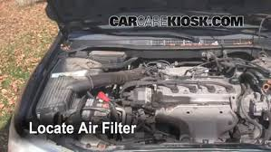 2000 honda accord fuel filter air filter how to 1998 2002 honda accord 2000 honda accord ex