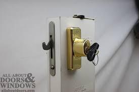 Upvc Sliding Patio Door Locks Patio Sliding Door Lock Amazing As Sliding Glass Doors With