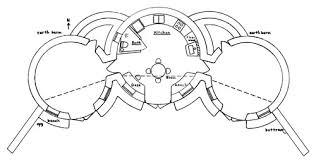 triple roundhouse cluster natural building blog