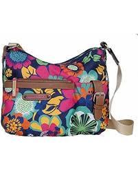 Lilly Bloom Bargains On Lily Bloom Kathryn Hobo Bag Floral Fiesta