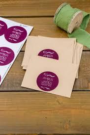 Avery Invitation Cards A Rustic Wedding