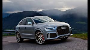 etc audi 2017 audi rsq3 340hp in the alps launch driving